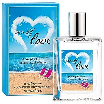 Philosophy Sea of Love Eau de Toilette, 2 Ounce