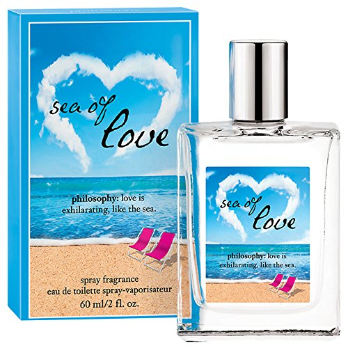 Philosophy Sea of Love Eau de Toilette, 2 Ounce