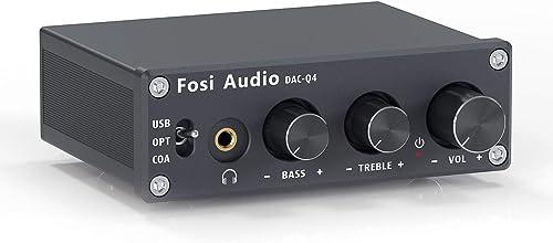 Fosi Audio Q4