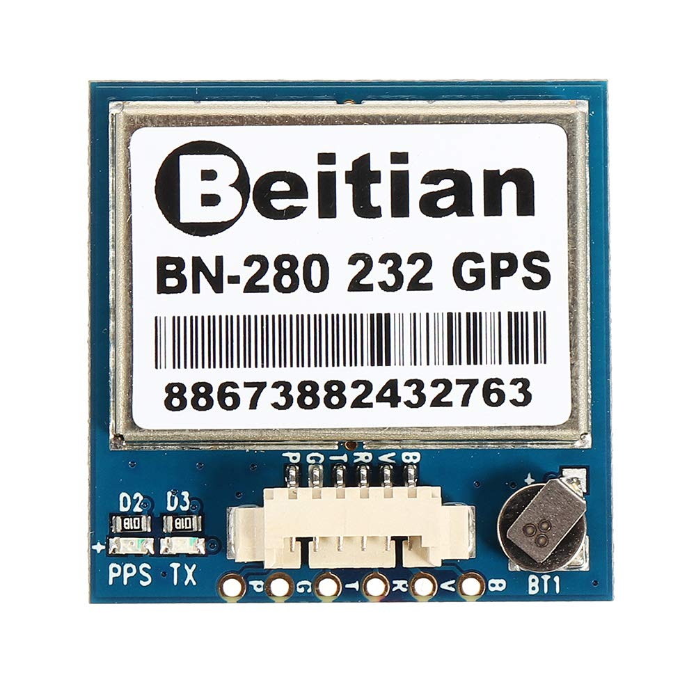 Beitian BN-280 RS232 GPS Module GPS Ils GLONASS Mode Double avec antenne