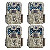 (4) Browning Recon Force FHD Digital Trail Game Camera (10MP) - BTC7FHD