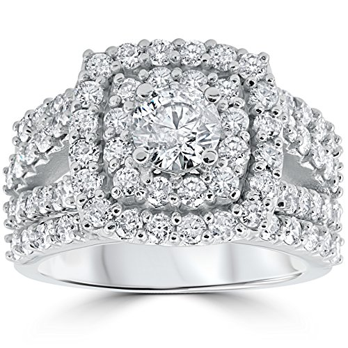 Diamond Engagement Wedding Cushion White product image