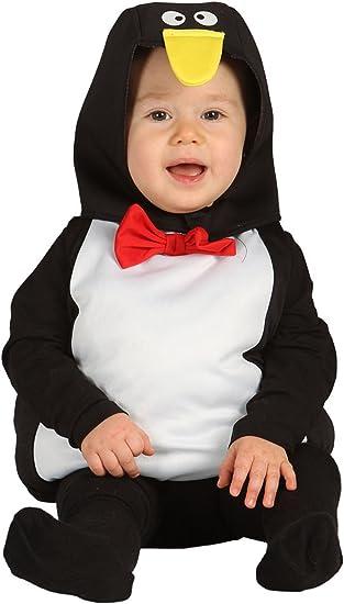 Guirca - Disfraz de pingüino, para niños de 12-24 meses, color ...
