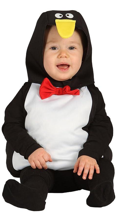 24 MesesColor 12 PingüinoPara Niños Negro85553 Guirca Disfraz De bH2WDeE9IY