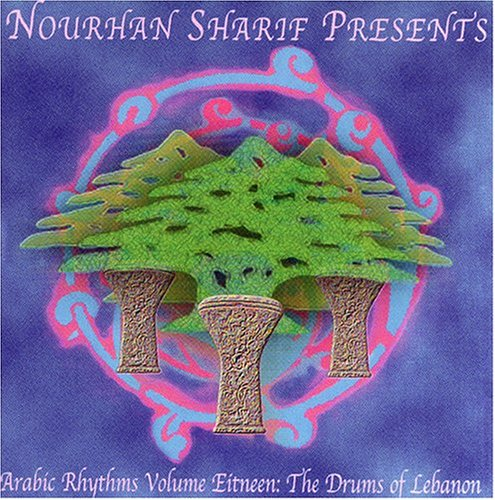 Price comparison product image Nourhan Sharif:Arabic Rhythms Volume Eitneen: The Drums of Lebanon