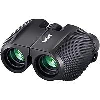 Compact Binoculars, SGODDE 10x25 Waterproof Binocular - Large Eyepiece,Super High Powered Field, Weak Light Night Vision…