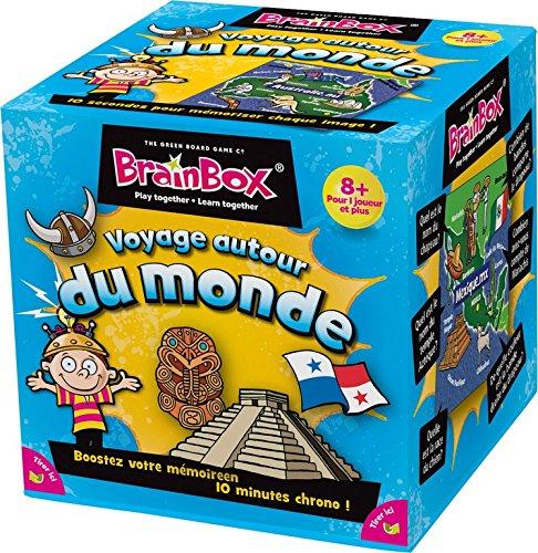Brainbox: Voyage Autour Du Monde