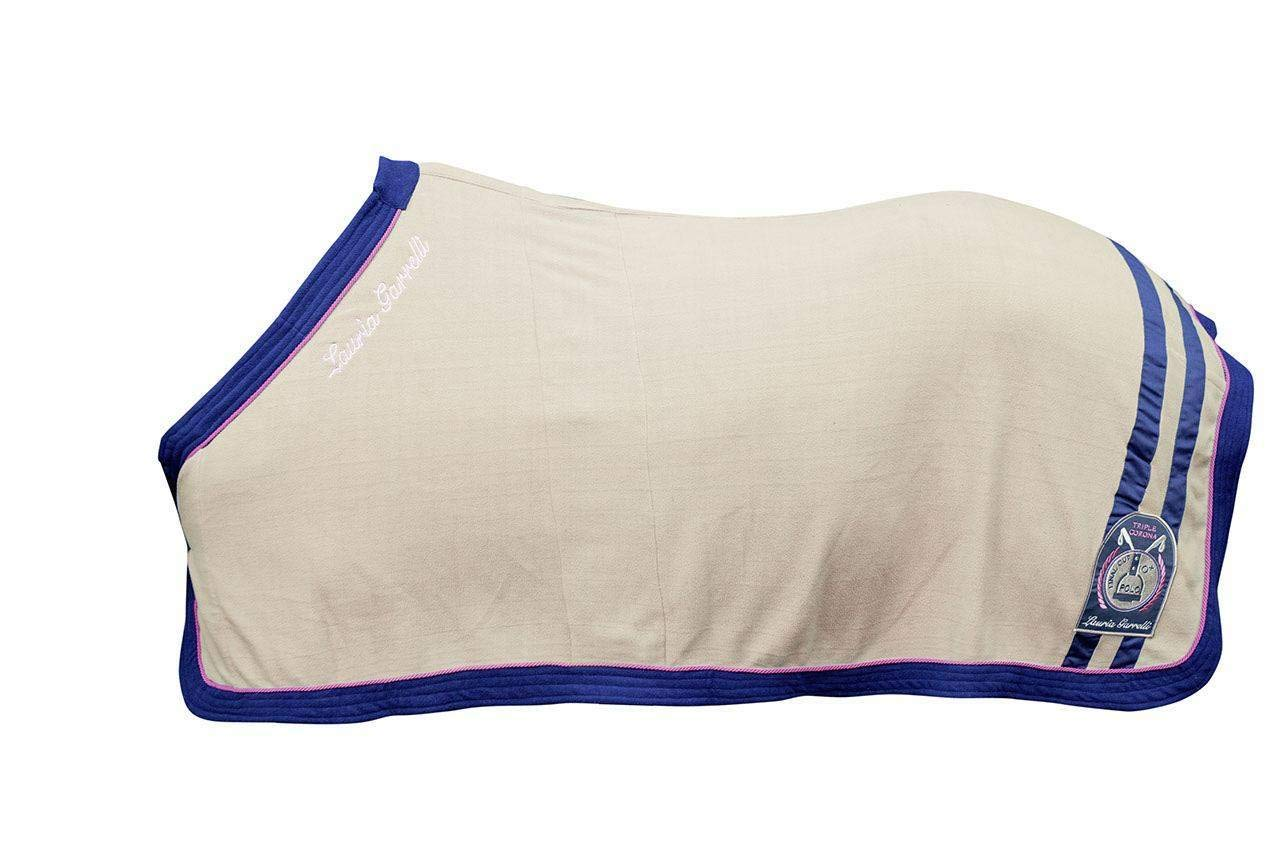 Hkm 4057052230868 Cooler Blanket Santa pink-2500 Beige165