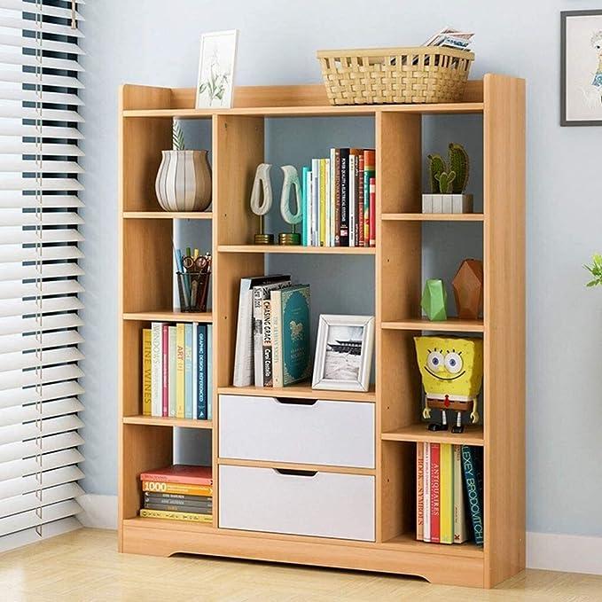 De múltiples capas del estante de exhibición de libro ...