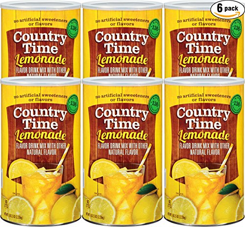country time lemonade can - 8