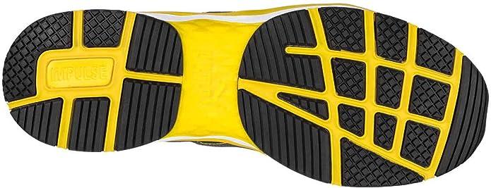 Puma Basket de sécurité Basse Pace 2.0 Yellow Low S1P ESD