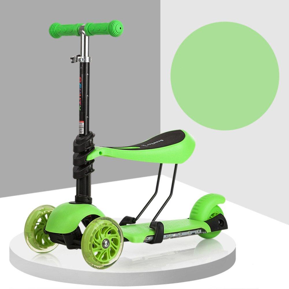 3 子供のため B07FL9JFYG の 1 キック スクーター, K リムーバブル席と 子供のため 乗り物,幼児 の 男 三輪車,高さ調節可能 幅広のデッキ が Flash ホイール 子供のため 2-14 -D 55x25cm(22x10inch) B07FL9JFYG 55x25cm(22x10inch) K K 55x25cm(22x10inch), Berry's:370a8357 --- rchagen.ru