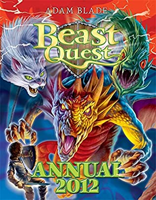 book cover of Beast Quest Annual 2012