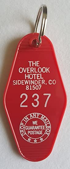 Review The Overlook Hotel Inspired