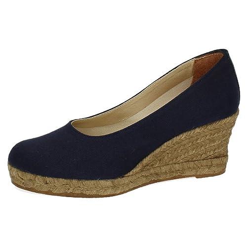 TORRES 4012 Zapatos CUÑA Esparto Mujer Alpargatas: Amazon.es: Zapatos y complementos