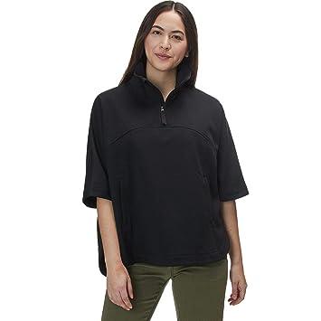 27913f3a5 THE NORTH FACE Women's Slacker Poncho Jacket: Amazon.co.uk: Sports ...