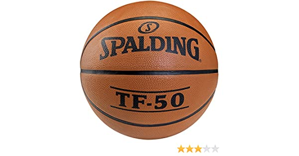 Spalding TF50 Outdoor - Pelota de baloncesto: Amazon.es: Deportes ...