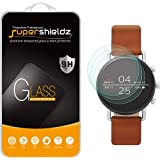 (3 Pack) Supershieldz for Skagen (Falster 2) Tempered Glass Screen Protector Anti Scratch, Bubble Free