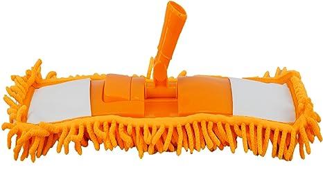 Vainilla Inc microfibra piso tubo flotador para piscina limpiador de mopa con externder limpiador Sweeper Madera