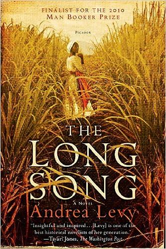 Amazon the long song a novel 9780312571146 andrea levy books fandeluxe Choice Image