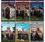 DVD : Masterpiece Classic: Downton Abbey Seasons 1-6 Complete Series Collection (Original U.K. Edition)