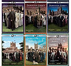 "This complete collection includes all 6 seasons of this great show. Enjoy all 52 episodes and hours of can't miss bonus features all Downton Abbey fans are sure to love! Created by Academy Award-winner Julian Fellowes, Downton Abbey has been deemed ""..."