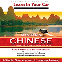 Learn in Your Car: Mandarin Chinese, Complete Lecture by Henry N. Raymond Narrated by  uncredited