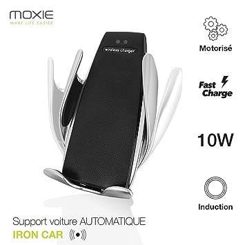 Moxie - Base de Carga inalámbrica para Coche [Iron Car ...