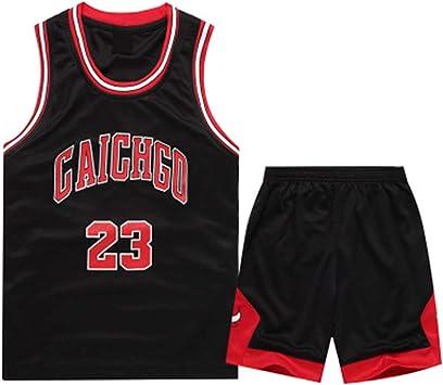 Niño NBA Michael Jordan # 23 Chicago Bulls Retro Pantalones ...