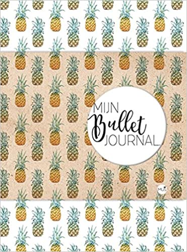 Mijn bullet journal - ananas: Amazon.es: Nicole Neven ...