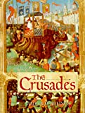Front cover for the book The Crusades: Five Centuries of Holy Wars by Malcolm Billings