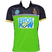 Royal Challengers Bangalore Unisex IPL T-Shirt 2018(Green)