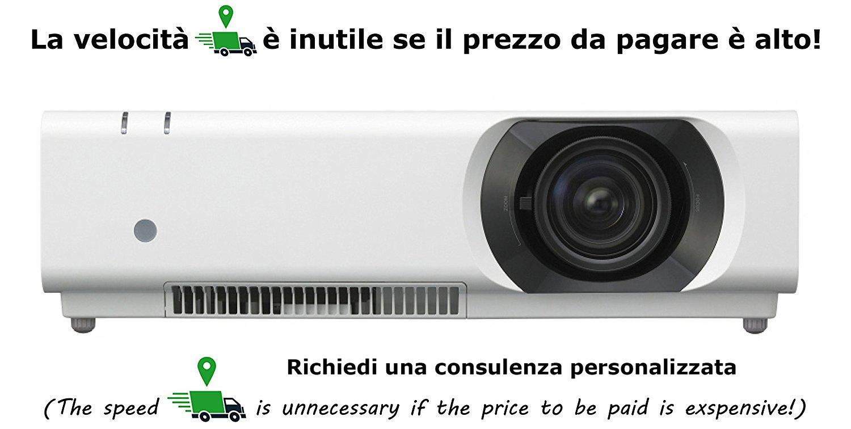 Video Proyector Sony vpl-cw 276 óptica fija, resolución WXGA (1280 ...
