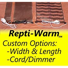 Repti-Warm Heat Mat (11 Inch (with Dimmer), 24 Inches)