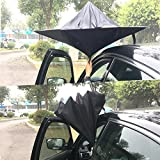 Inverted Umbrella Cars Reverse Umbrella, Double