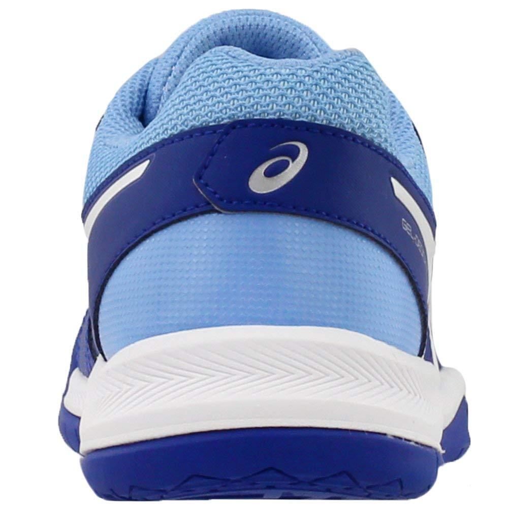 ASICS Gel-Dedicate 5 Women's Tennis Shoe, Monaco Blue/White, 5.5 M US by ASICS (Image #3)