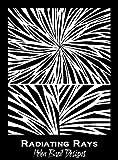 Radiating Rays Texture