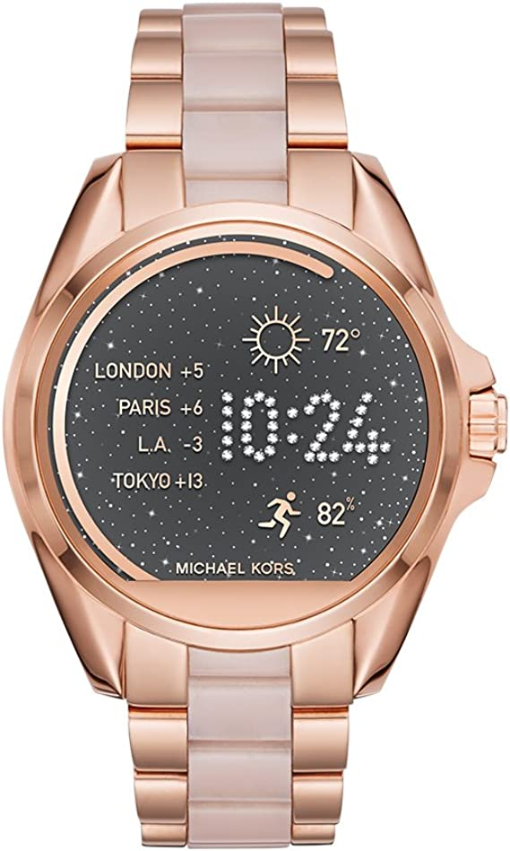 Amazon.com: Michael Kors - Reloj inteligente para mujer ...