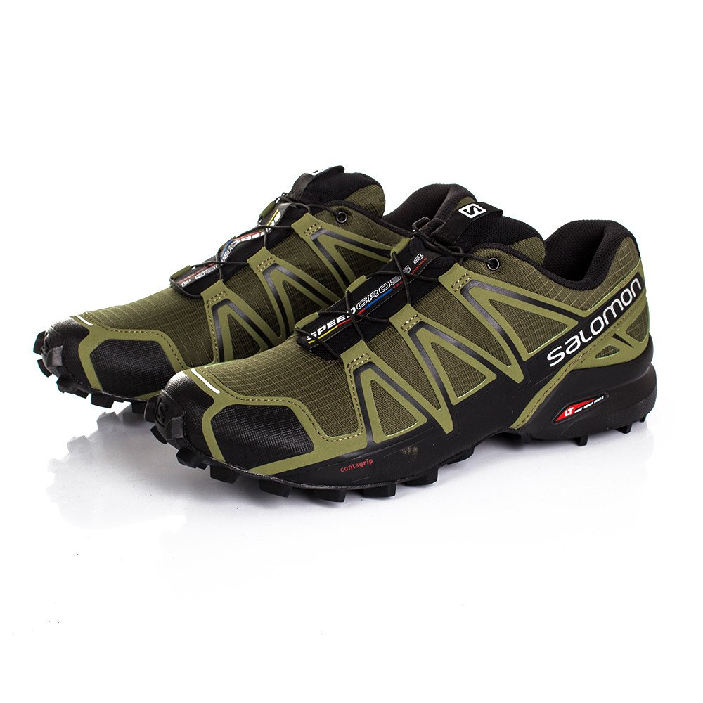 timeless design 1ca45 b9efb Salomon Speedcross 4 Trail Running Shoe - 13.5  Amazon.co.uk  Shoes   Bags