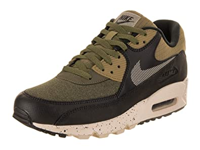 | Nike Men's Air Max 90 Premium Running Shoes