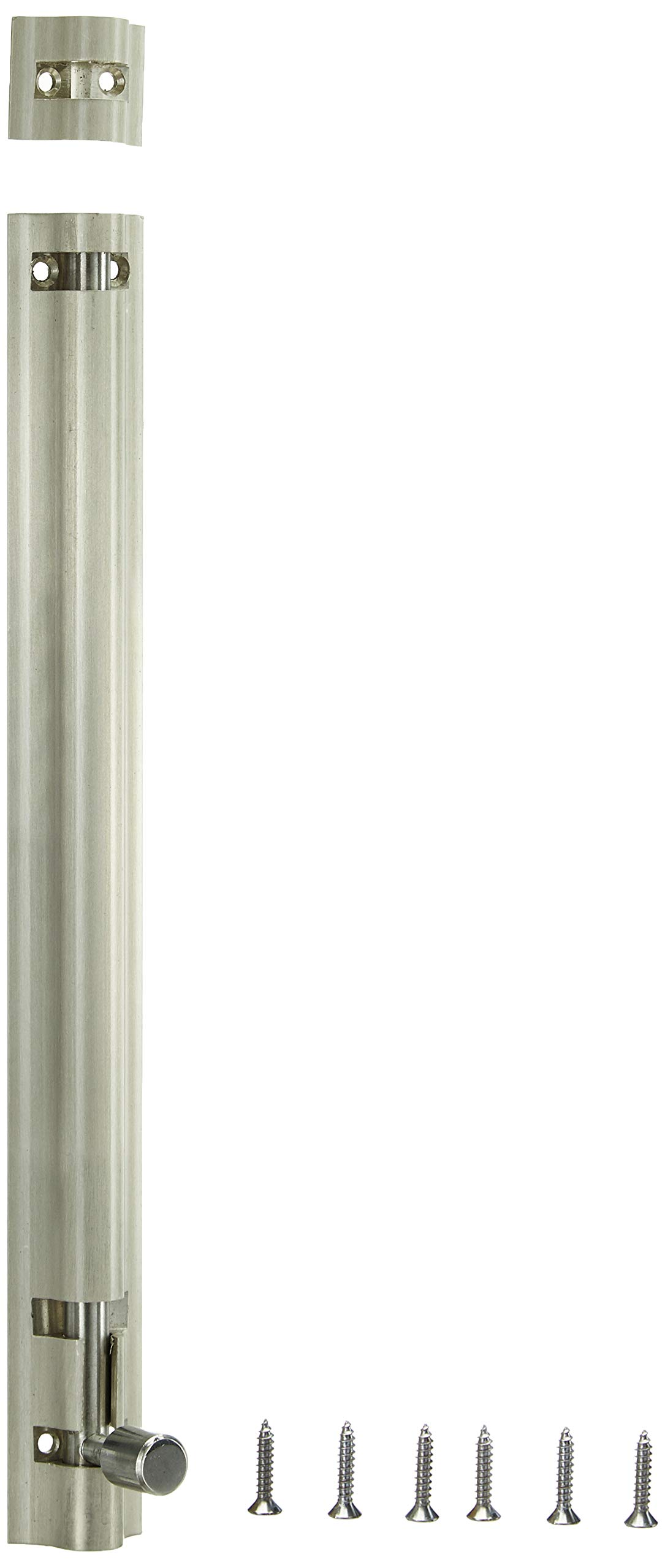 Aquieen TB653 Stainless Steel Tower Bolt Set Heavy (10 INCHES, SS Matte) (B07J5WR7Z7) Amazon Price History, Amazon Price Tracker