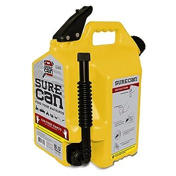 Crispo CRSUR22G1 2.2 gallon Surecan Gasoline Can