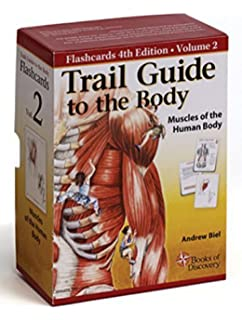 Trail Guide To The Body Workbook 8601411305214 Medicine Health