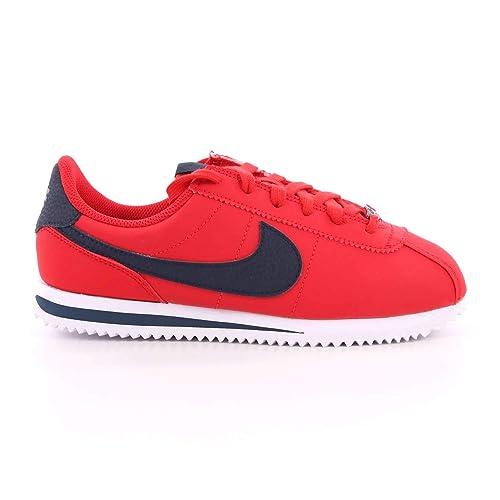 Nike Cortez Basic SL (GS), Zapatillas de Atletismo para Hombre: Amazon.es: Zapatos y complementos