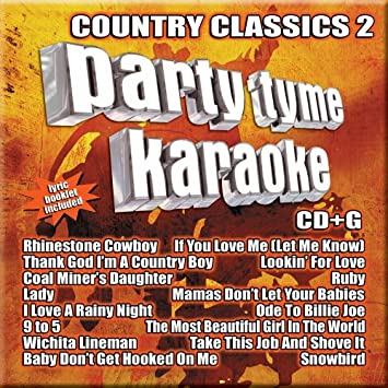Party Tyme Karaoke - Party Tyme Karaoke - Country Clics 2 (16 ... on job for cowboy 05, job for a cow, job for a bear, job for cowboy band, job as a cowboy, job for a cat,