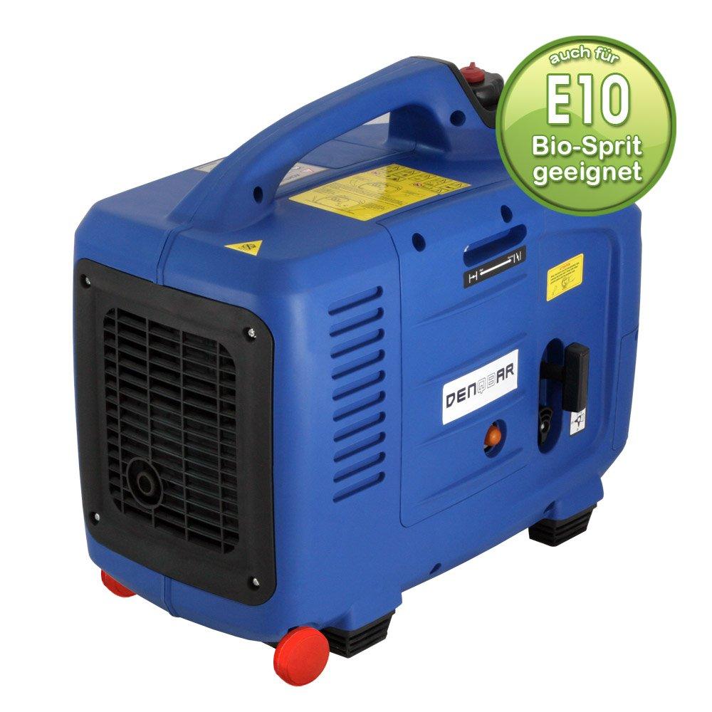 DENQBAR REMOTE /& E-START 2,8 kW generador de energ/ía el/éctrica digital DQ2800ER