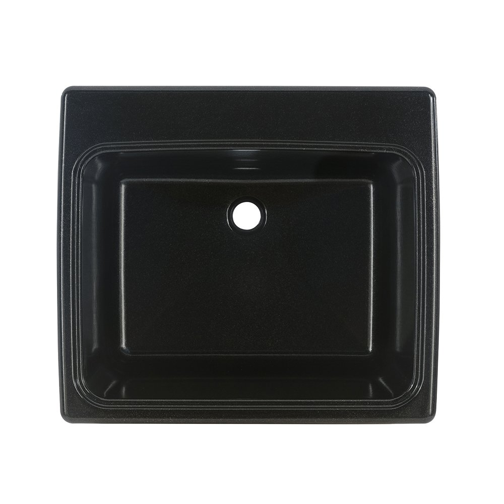 Swan SSUS1000.101 Midnight Sparkle Solid Surface Utility Sink