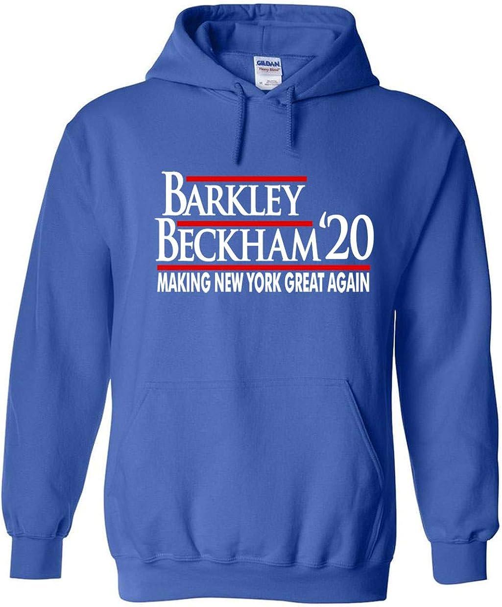 PROSPECT SHIRTS Blue York Barkley 2020 Hooded Sweatshirt