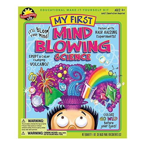 Poof-Slinky 0SA221 scientifique explorateur My First Mind Blowing Kit Science, 11-activit-s: Amazon.es: Juguetes y juegos