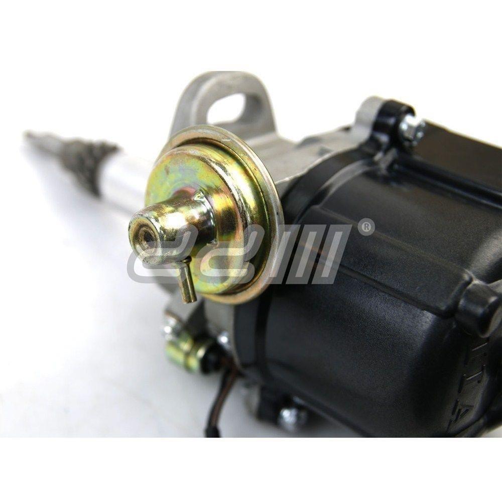 Toyota Hilux Hiace 1y 2y 3y 4y 1 Vac Advance Electronic How Timing Engine Ignition Distributor Automotive